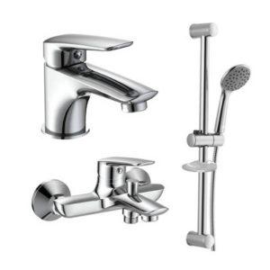 PRAHA new набор для ванны (05030 new + 10030 new + штанга R670SD) 0510030670 IMPRESE