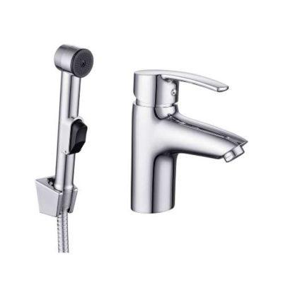 HORAK набор для биде (смеситель 05170 + гигиенич душ с держателем + шланг 1,5м) 05170BT Imprese