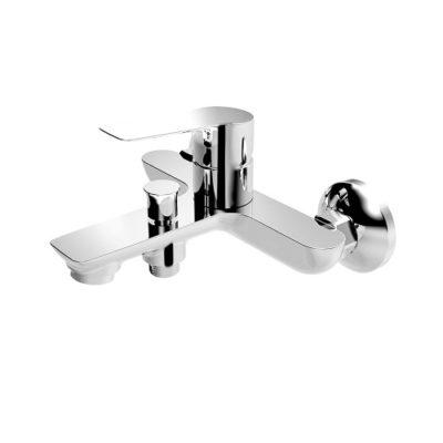 KUCERA смеситель для ванны, хром 35мм 10105 IMPRESE