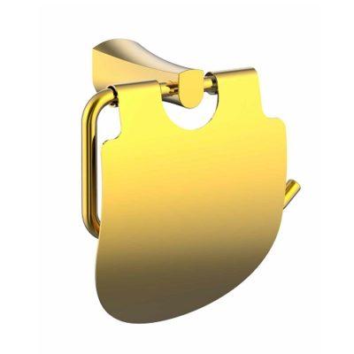 CUTHNA zlato держатель для туалетной бумаги 140280 zlato IMPRESE