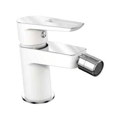 BRECLAV смеситель для биде, хром/белый, 35мм 40245W IMPRESE