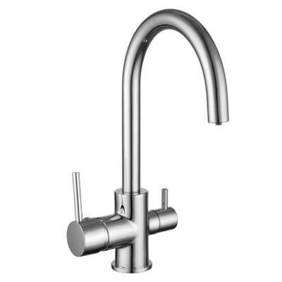 DAICY-U смеситель для кухни с подключением питьевой воды, хром 55009-U IMPRESE