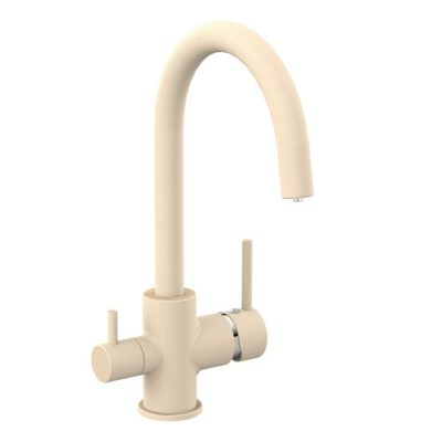 DAICY-U смеситель для кухни с подключением питьевой воды, (песок) 55009-UG IMPRESE