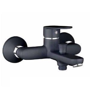 LASKA cerna cмеситель для ванной, черный, IMPRESE 10040B
