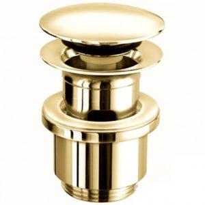 Клапан донный Pop-up, золото PP280zlato IMPRESE