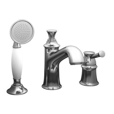 PODZIMU LEDOVE смеситель для ванны, врезной, на три отверстия ZMK01170105 IMPRESE