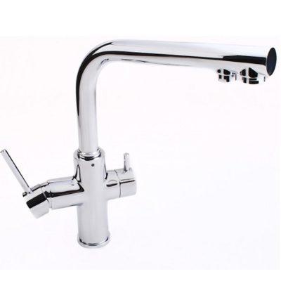 DAICY смеситель для кухни однорычажный с подключением питьевой воды. 55009-F IMPRESE